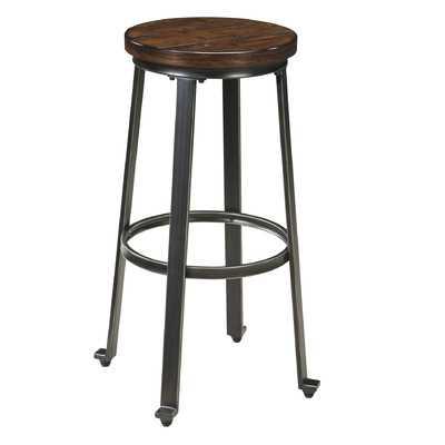 Challiman Bar Stool- Set of 2 - Wayfair