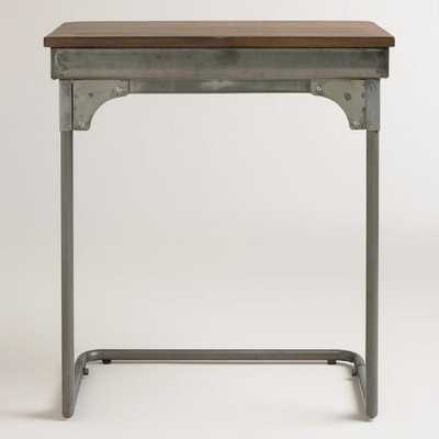 School Desk Laptop Table - World Market/Cost Plus