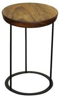 Watling Side Table, Natural - One Kings Lane