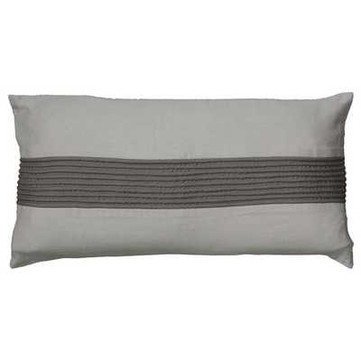 Rizzy Home Central Stripe Pillow - Overstock
