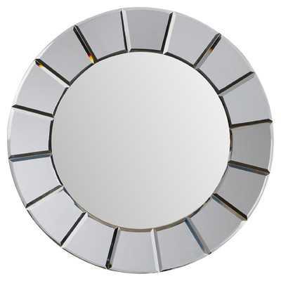 Evart Sun Shaped Wall Mirror - Wayfair
