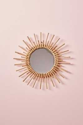 Magical Thinking Woven Wall Mirror-Burst - Urban Outfitters