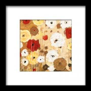 "Flower Dance II Framed Wall Art -27"" -32"" - Home Decorators"