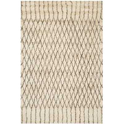 Casablanca Tan / Brown Area Rug - Wayfair