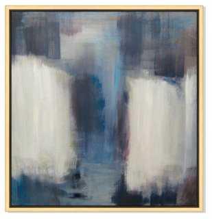 "Nell Waters Bernegger, Heritage -  37""W x 38""H - Framed - One Kings Lane"
