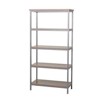 Homestar 4-shelf Bookcase - Overstock