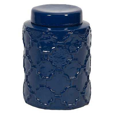 Essentials Marine Blue Small Canister - Target