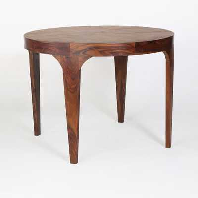 Aiden Wood Dining Table - West Elm