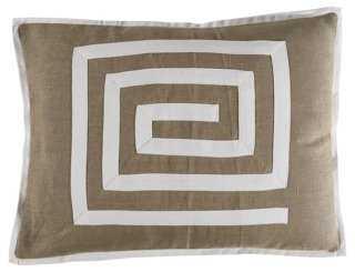 Pontevedra 13x18 Pillow - One Kings Lane