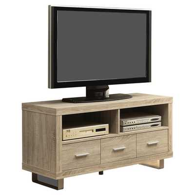 Contemporary TV Stand - Wayfair