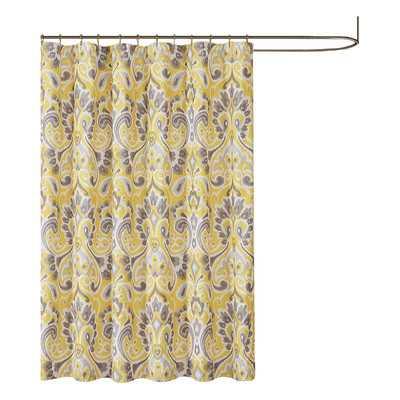 Capris Shower Curtain - Wayfair