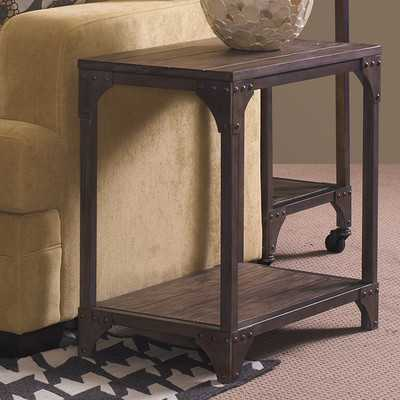 Benjamin Chairside Table - Wayfair