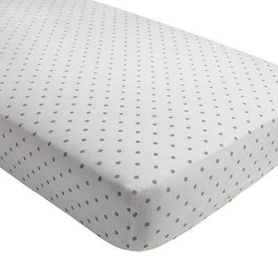 Go Lightly Crib Fitted Sheet - Land of Nod