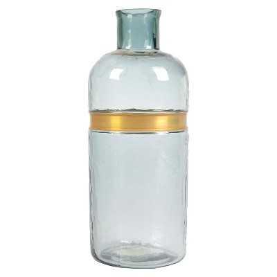 Vase Glass 11.75in - Target