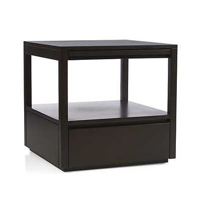 Tourney Side Table - Crate and Barrel
