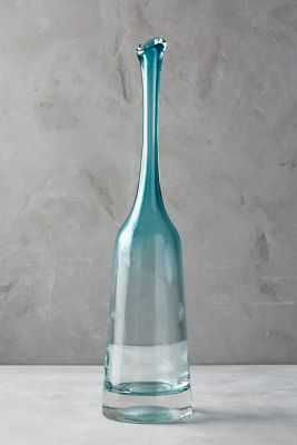 Sea Swell Vase- Bulb - Anthropologie