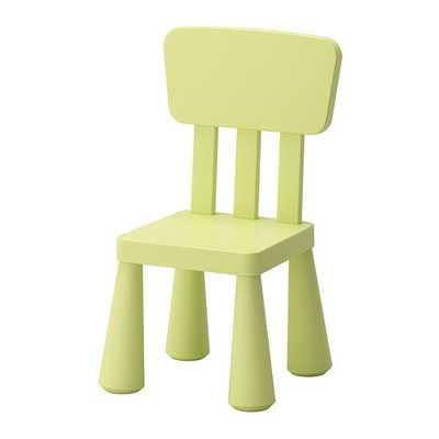MAMMUT Children's chair - Ikea