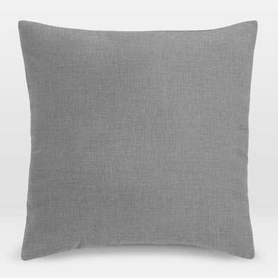 """Upholstery Fabric Pillow Cover - 18"""" - no insert - West Elm"""
