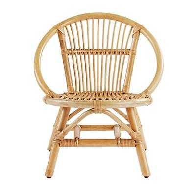 Natural Good Nature Play Chair - Land of Nod