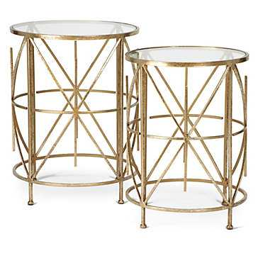 Exeter Tables - Set of 2 - Z Gallerie