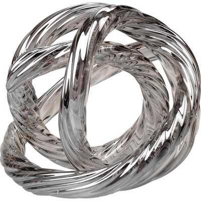 Infinity Ornament - Wayfair
