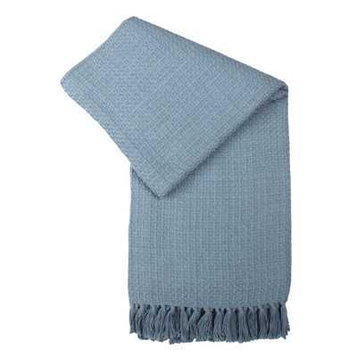 Cocoon Hand Woven Cotton Throw Blanket - Wayfair