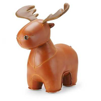 Rudo The Moose Bookend-Tan - AllModern