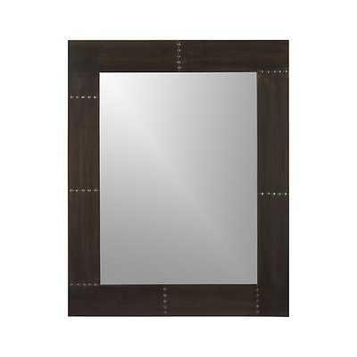 Jaxon Rectangular Wall Mirror - Crate and Barrel