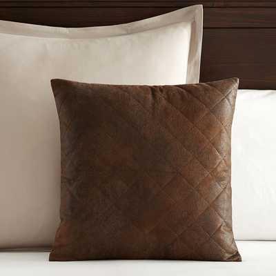 "Trail Blazer Pillow 16"" - Insert not included - Pottery Barn Teen"