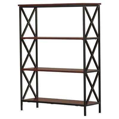 """Kendall 42"""" Standard Bookcase - Wayfair"""