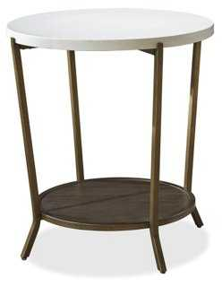 Portsmouth Round Side Table - One Kings Lane