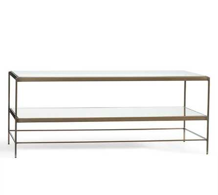 Leona Coffee Table - Pottery Barn
