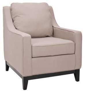 Henrietta Club Chair - One Kings Lane