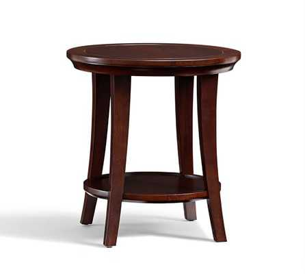Metropolitan Round Side Table - Pottery Barn