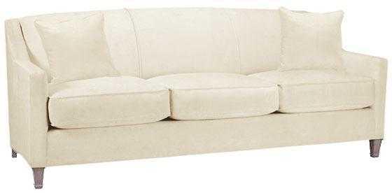 Custom Rockford Sofa - Twill Natural - Home Decorators