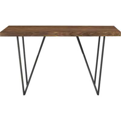 "Dylan 36""x53"" dining table - CB2"