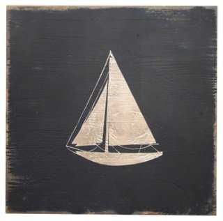 Sail Boat Wall Art - One Kings Lane