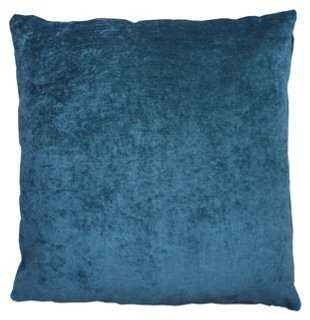 Napa 20x20 Pillow, Teal - One Kings Lane