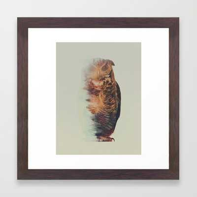 Norwegian Woods: The Owl - Society6