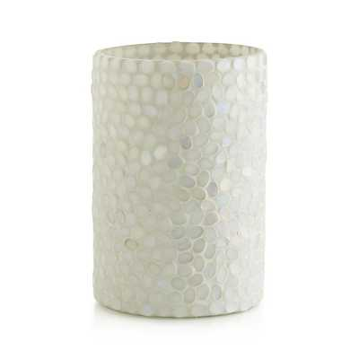 Parlier Small Hurricane Candle Holder - Crate and Barrel
