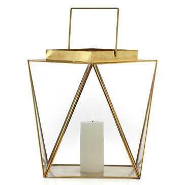Luxor Lantern - Large - Z Gallerie