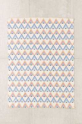 Assembly Home Loretta Triangle Printed Rug - Urban Outfitters