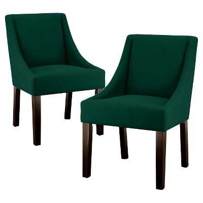 Griffin Linen Dining Chair (Set of 2) - Target