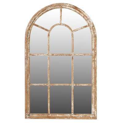 Sandra Wall Mirror - Wayfair