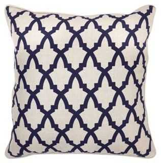 LatticeLinen Pillow - One Kings Lane