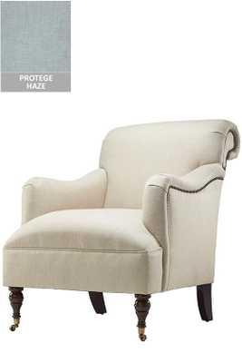 Custom Landen Upholstered Chair - Home Decorators