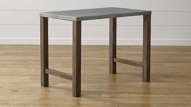 Galvin High Dining Table - Crate and Barrel
