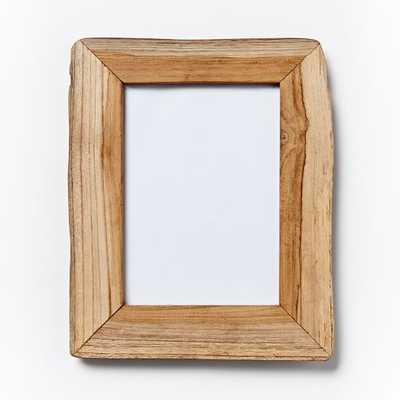 "Reclaimed Wood Frame - 5""x7"" - West Elm"