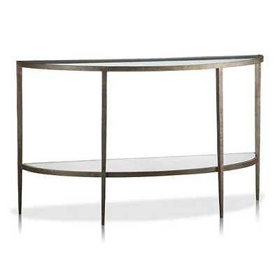 Clairemont Demilune Console Table - Crate and Barrel