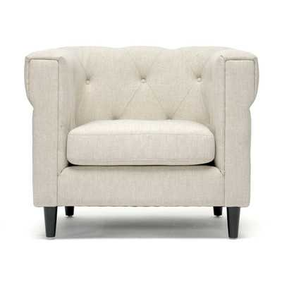 Cortland Club Arm Chair - Wayfair